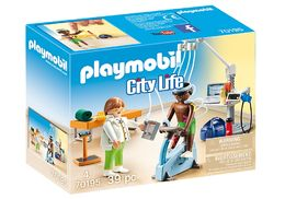 Playmobil City Life, Fysioterapia